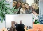 Wigilia ministrantów i scholi 2016