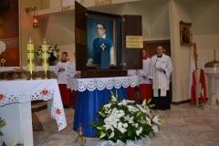 Relikwie św. Stanisława Kostki