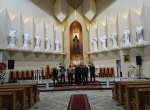 Montaż ostatnich Apostołów