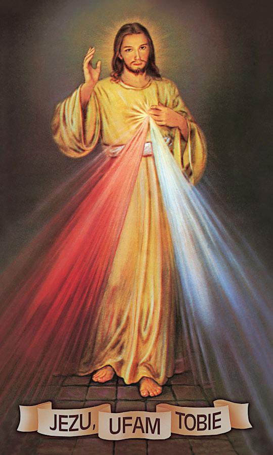 Znalezione obrazy dla zapytania miłosierdzie Boze